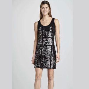 New Cluny sequin sheath dress NWT size 14